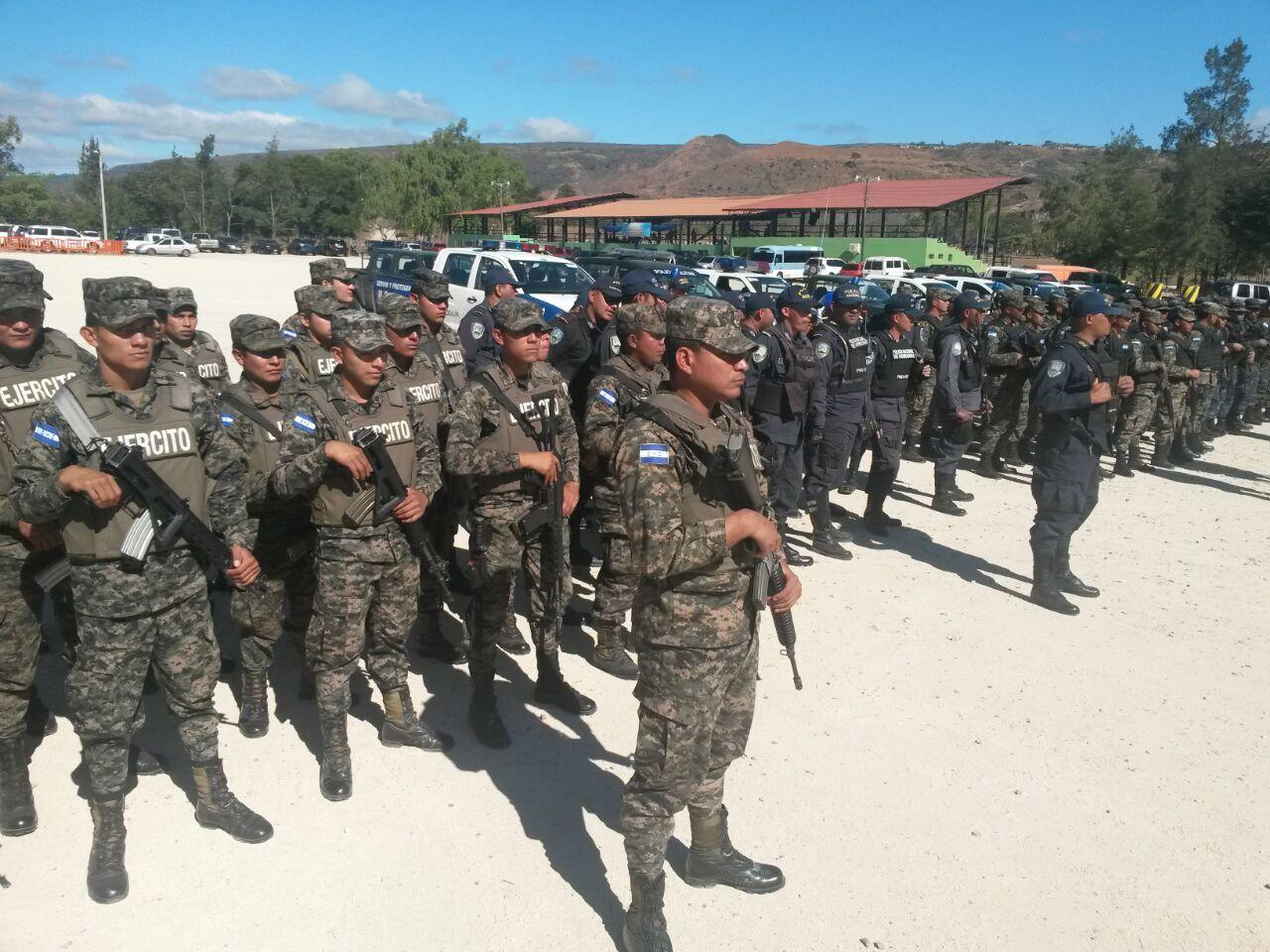 ¿Otra vez militares a Centroamérica?