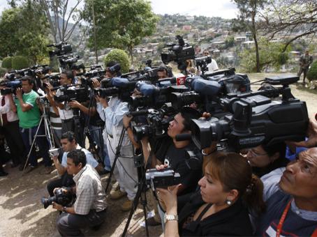 Los periodistas hondureños se las ingenian para investigar y develar casos emblemáticos de corrupción.