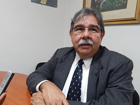 Gustavo Adolfo Manzanares Vaquero, comisionado IAIP.