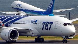el nuevo Boeing 787 que despega de forma vertical.