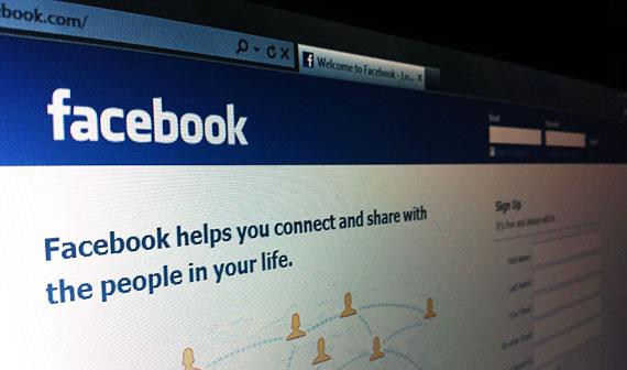 Facebook-Pantalla