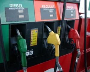 diez semanas consecutivas de aumentos en las gasolinas tienen de correr a los usuarios de vehículos.