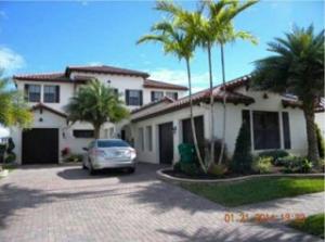 Esta mansión, ubicada en Cooper City,  en el condado de Broadward en la Florida, Estados Unidos, fue adquirida por la primera dama de Honduras, Ana García de Hernández, por $2 millones.