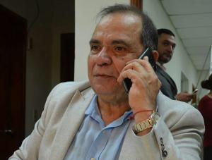 Periodista David Romero Ellner.