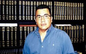 Eduin Romero, presidente del IPP.