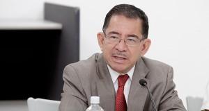 Eugenio Chicas, secretraio de comunicaciones del gobierno de El Salvador.