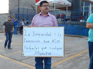 Los hondureños han tomado conciencia para exigir sus derechos.