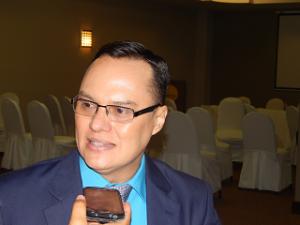 Wilmer Vásquez, director ejecutivo de Coiproden.