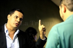 Yester Muñoz,  diputado de Libre por el  departamento  de  Lempira.
