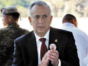 Mauricio Oliva se ha vuelto gran defensor de la soberanía.