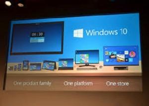 A partir de este 29 de julio y por término de un año windows 10 será gratis.