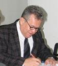 El subdirector del INE, Antonio René Soler Orellana.