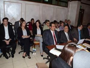 La etapa inicial del juicio en el caso Astropharma viene desde el 20 de julio pasado.