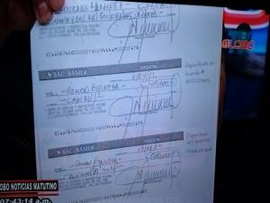 Las evidencias del fraude están en manos del CNA.