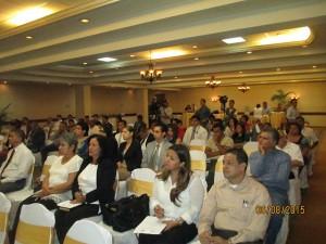 El informe del ICEFI se presentó en un hotel de Tegucigalpa.