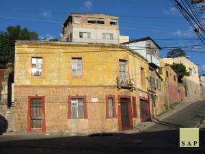 Casa Maziel en el barrio La Leona, Tegucigalpa, Honduras.