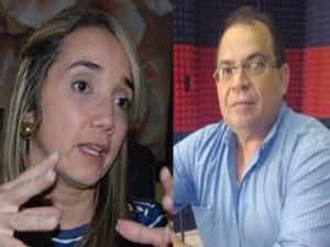 SONIA GALVEZ Y DAVID ROMERO