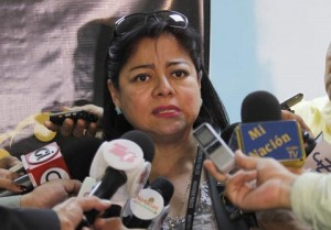 Soraya cálix, Fiscal de los Derechos Humanos.