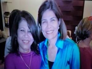Zuleyma Zablah, quien habría participado en el drenaje de los fondos, es cercana colaboradora de Hilda Hernández.