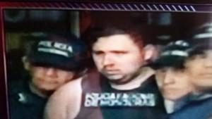 Rigoberto Andrés Paredes Vélez de 28 años de edad, es el supuesto asesino.