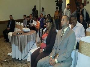 El público que asistió al evento.
