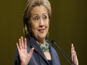 Hilary Clinton, extitular del Departamento de Estado de los Estados Unidos.