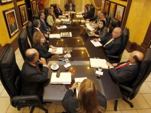 El pleno de la Corte depuró la lista y la redujo a 16 luego de un proceso de votación.