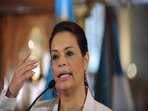 Roxana Baldetti, tambien tras la rejas por corrupción