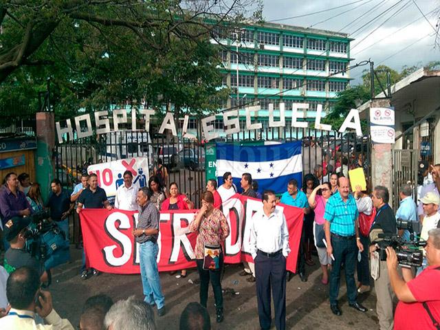 ¿Será el caos el futuro de Honduras?