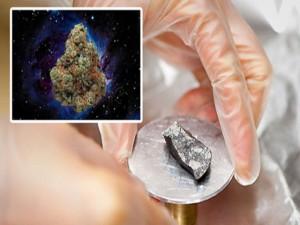 Fumaran marihuana en otros planetas?