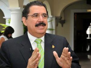 Con esas declaraciones Biehl se descalifica solo como mediador: Manuel Zelaya.
