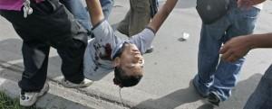 El joven Isis Obed Murillo Mencía, murió de un disparo en la cabeza durante una mutitudinaria marcha contra el golpe de Estado el 5 de julio de 2009.