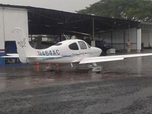 Las avionetas ya están en poder de la OABI.