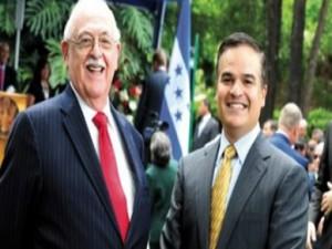 Jaime y Yani Rosenthal, supuestamontrolaban una facción del Partido Liberal en el Congreso.