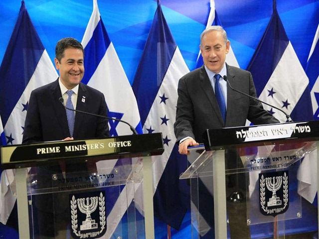 Presidente de Honduras cuestionado en Israel por impudencia, impuntualidad y numerosa delegación