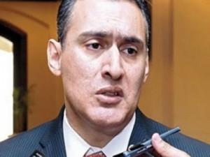 Magistrado de la Sala de lo Penal, Jacobo Cálix Hernández