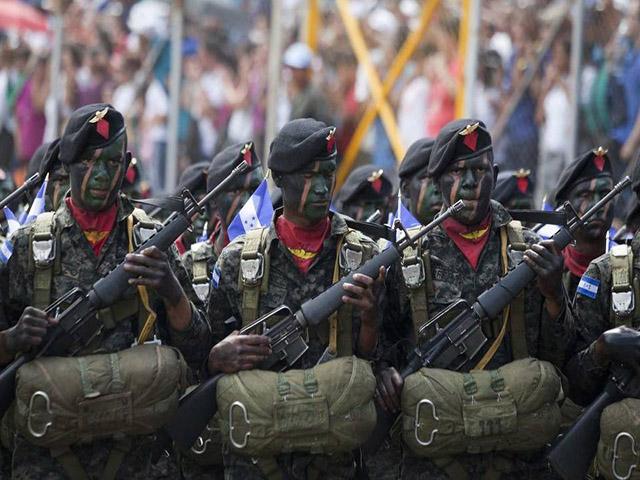 Honduras: El Estado ejecuta una fallida estrategia de seguridad militarista