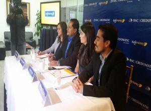 Valeria Ríos, Enrique Castillo, Rosinda Soto, Manuel Ponce