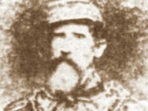 General Florencio Xatruch, presidente de Honduras de 26 de marzo de 1871 al 23 de mayo de 1871