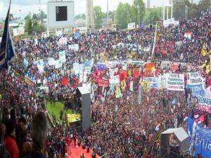 El pueblo argentino rechazó fuertemente el ALCA