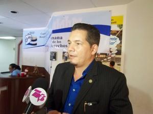 Carlos Padilla teme por su vida y la de su familia.