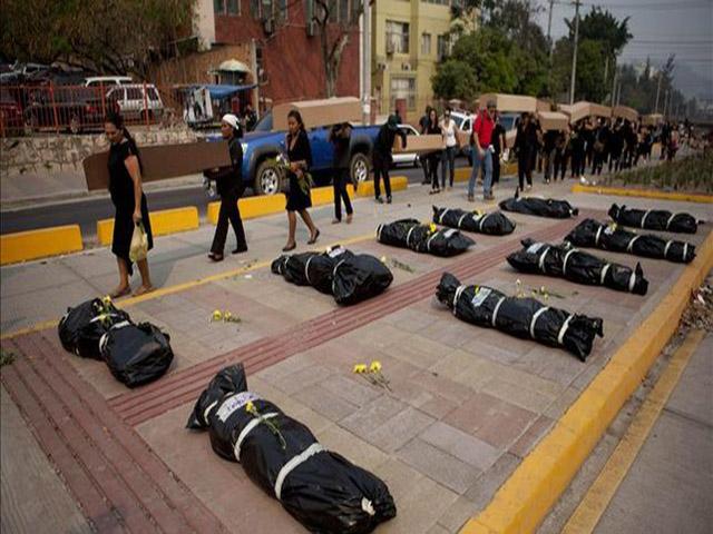 Honduras registra seis feminicidios en lo que va de enero