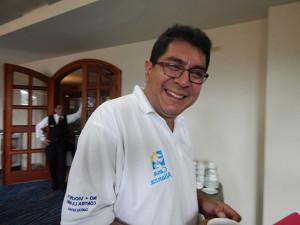 Guadalupe Ruelas, director de Casa Alianza para Honduras.