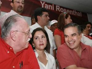 De manera extraoficial se maneja que Yani Rosethal Hidalgo habría negociado ante el juez, la libertad de su padre, Jaime Rosenthal Hidalgo.