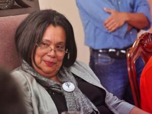 Julieta Castellanos rectora de la UNAH, cuyo hijo fue asesinado por la policía