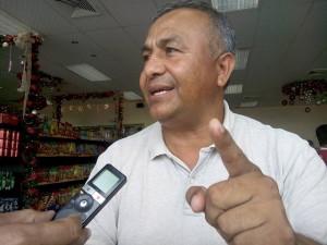 Jorge Yanes, regidor de Libre