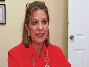 Martha Lorena Alvarado, representante de Pro-Vida