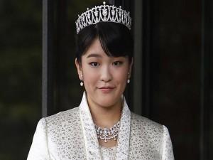Mako princesa de Japón.