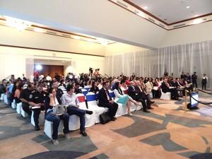 Representantes de entes estatales, ONG´s y organismos internacionales asistieron a la presentación.