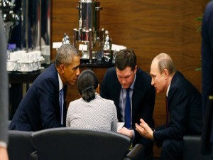 Putin yObama